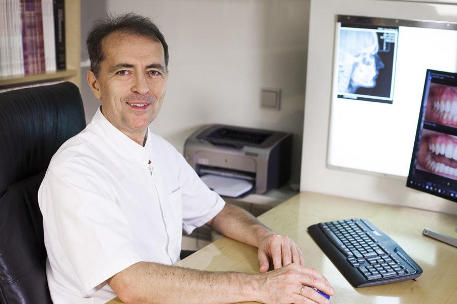 Prof. Piotr Fudalej Prezydentem EOS