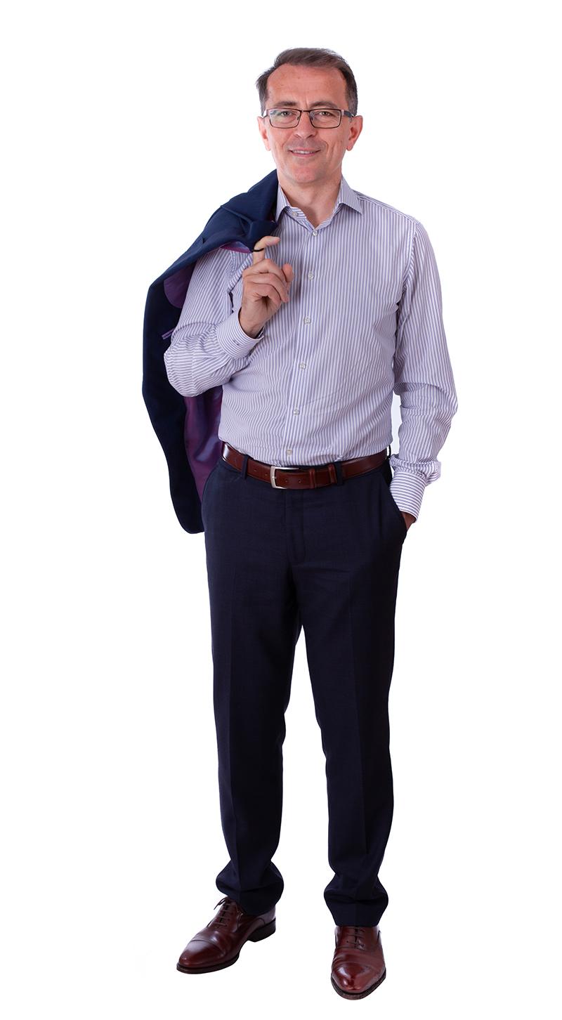 prof. Piotr Fudalej - lekarz ortodonta