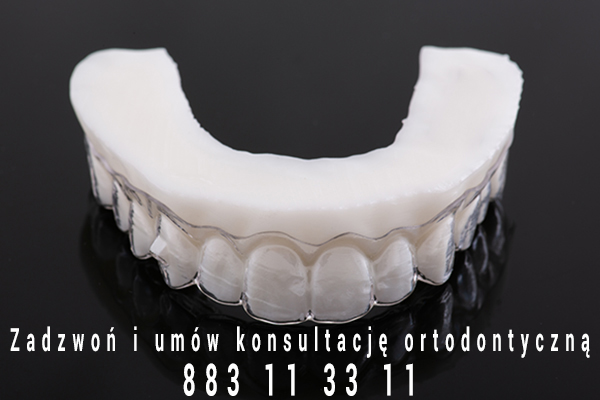 ortodontyczny aparat ruchomy