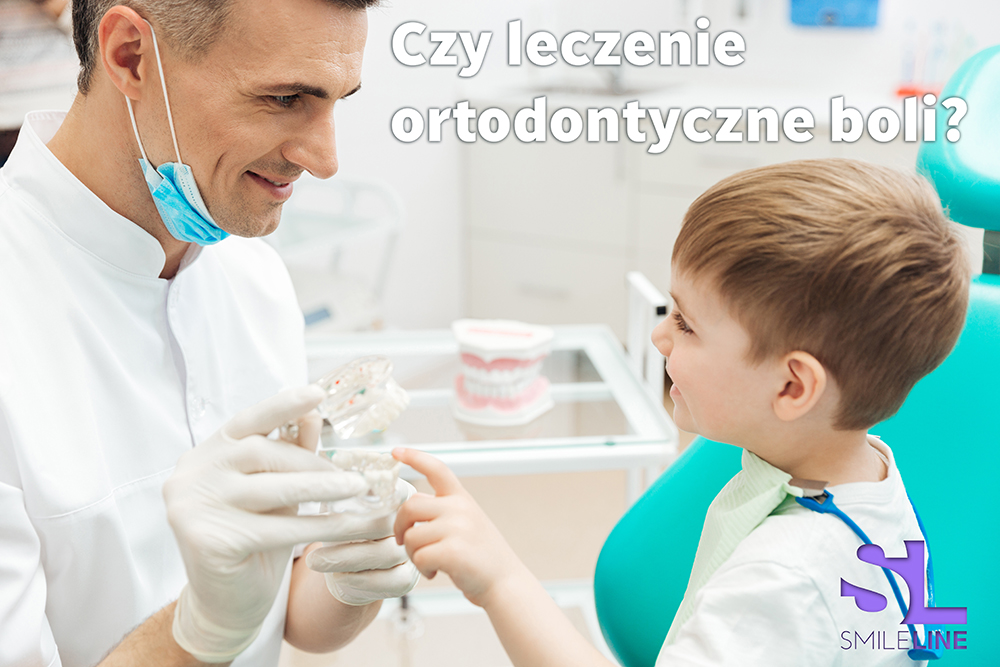 Leczenie ortodontyczne boli?